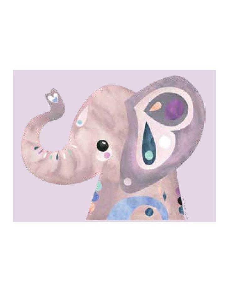 Pete Cromer Wildlife Tea Towel 50x70cm Elephant image 1