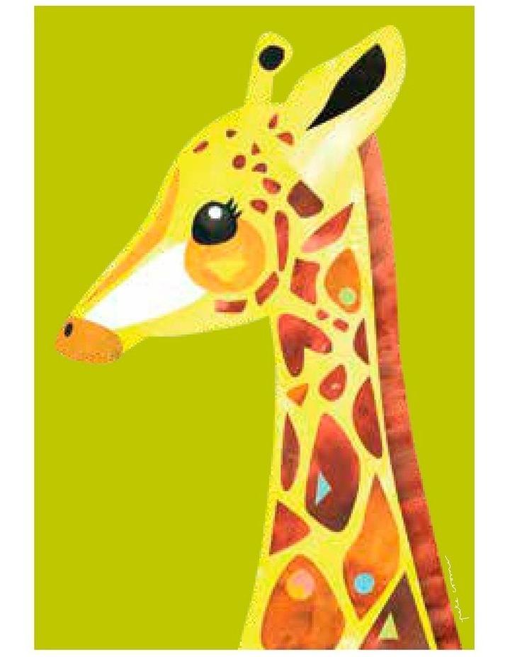 Pete Cromer Wildlife Tea Towel 50x70cm Giraffe image 1