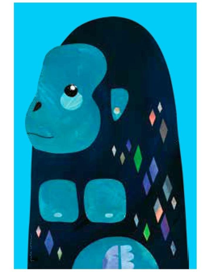 Pete Cromer Wildlife Tea Towel 50x70cm Gorilla image 1