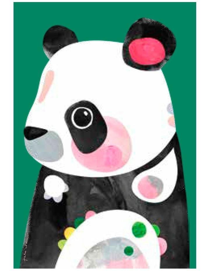 Pete Cromer Wildlife Tea Towel 50x70cm Panda image 1