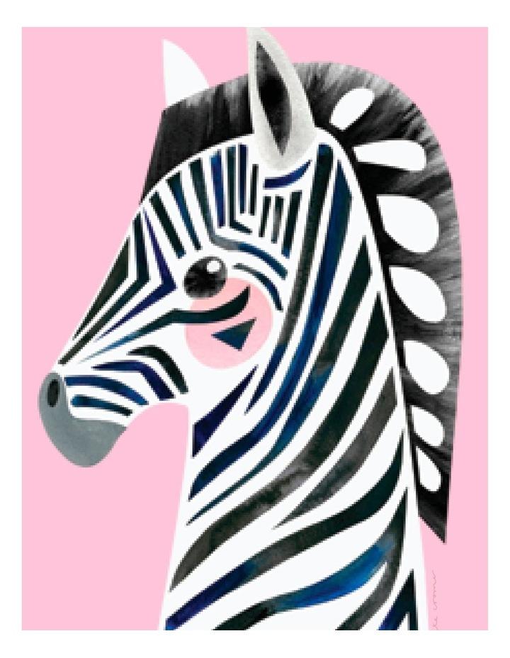 Pete Cromer Wildlife Tea Towel 50x70cm Zebra image 1