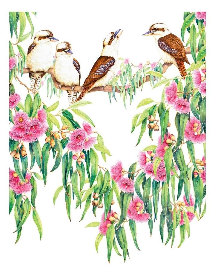 Royal Botanic Gardens Victoria Garden Friends Tea Towel 50x70cm Kookaburra image 1