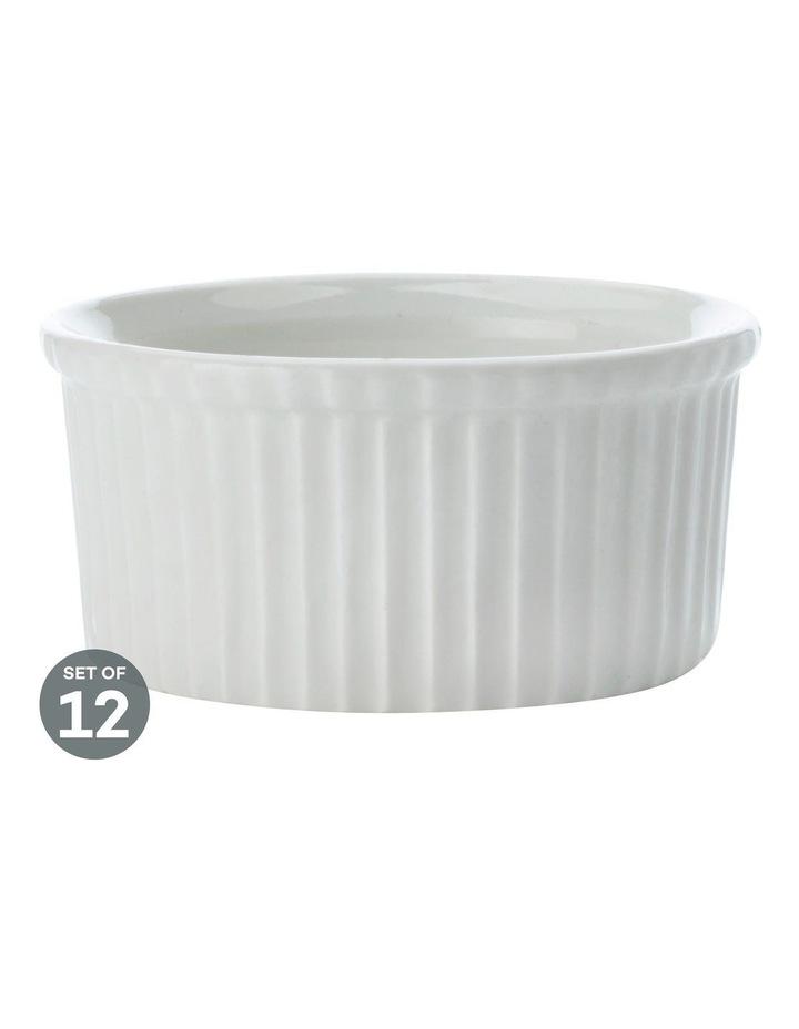 White Basics Ramekin 7.5cm Set of 12 image 1