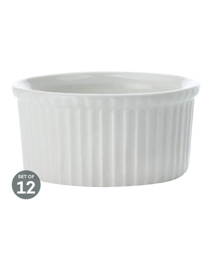 White Basics Ramekin 8.5cm Set of 12 image 1