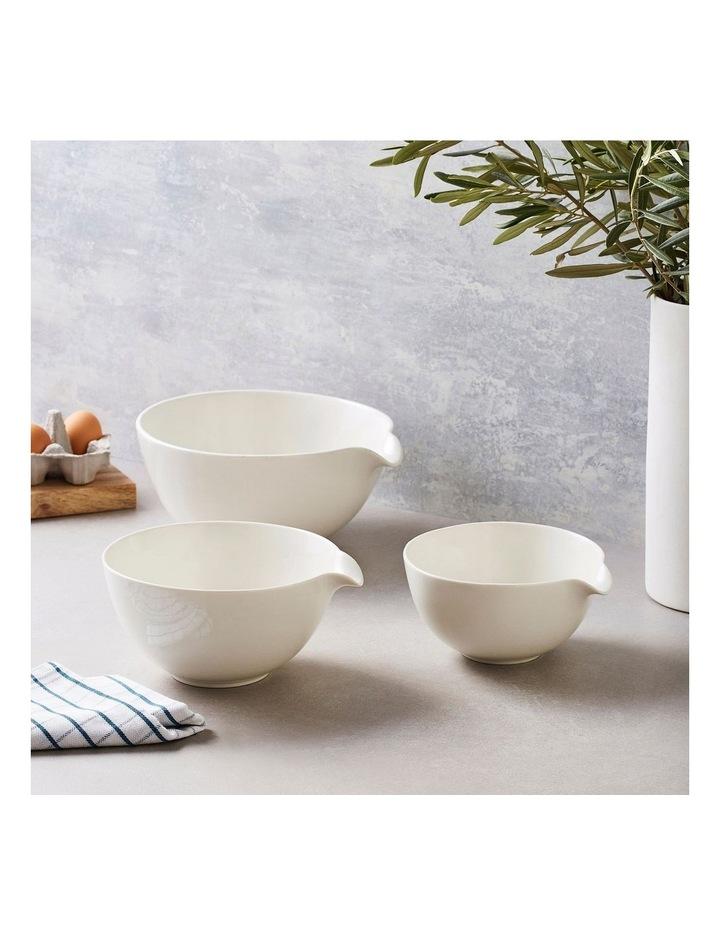 White Basics Mixing Bowl 26cm 3L image 2