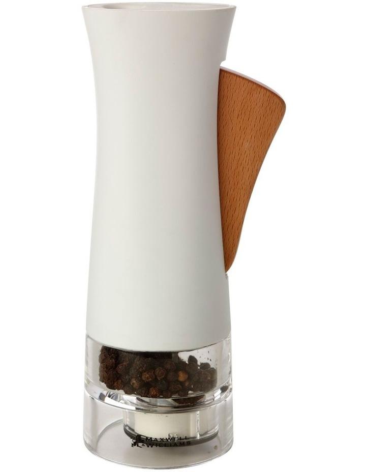 Redmond 19cm Salt & Pepper Mill in White image 1