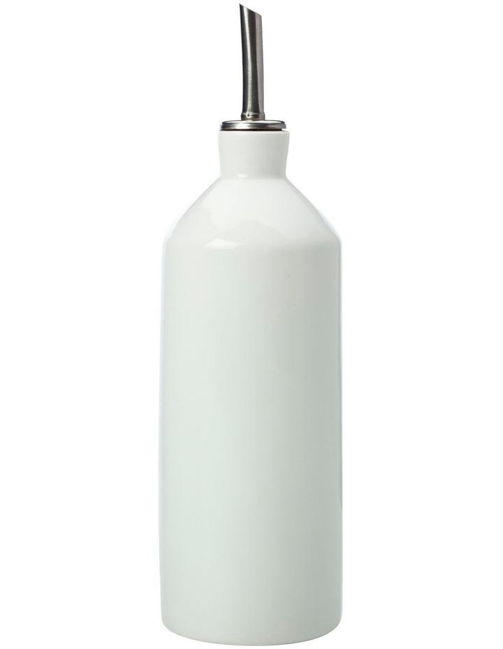 White Basics Oil Bottle 500ML Boxed image 1