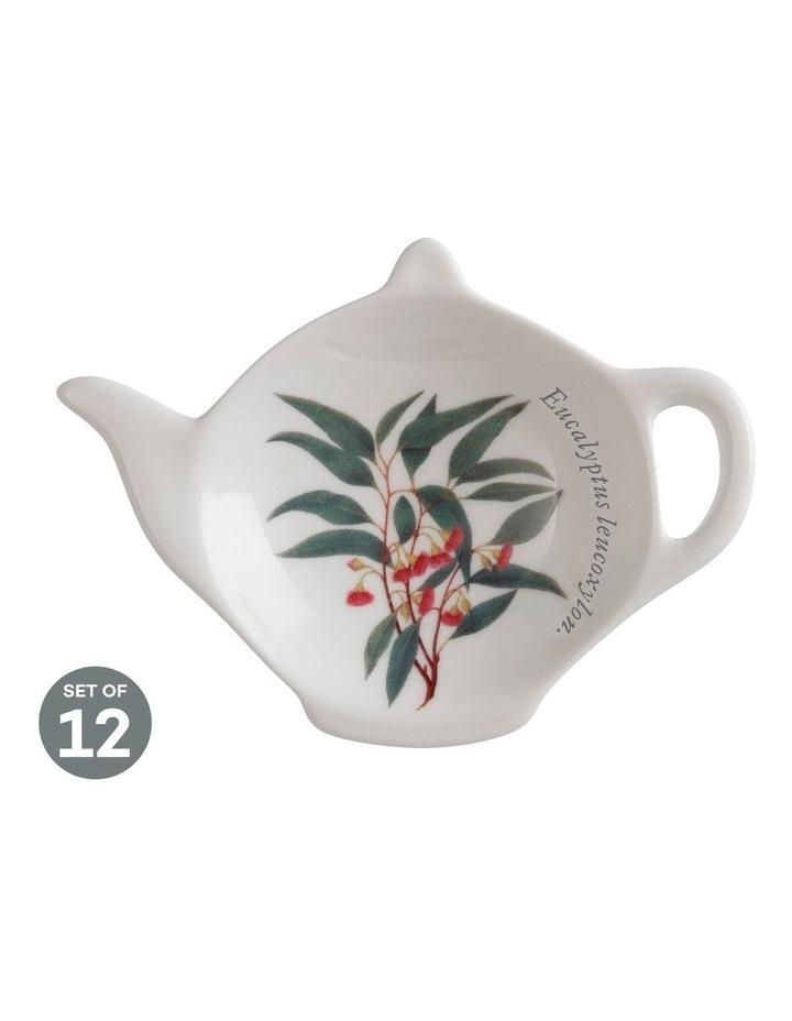 Royal Botanic Gardens Tea Bag Tidy Flowering Gum Set of 12 image 1