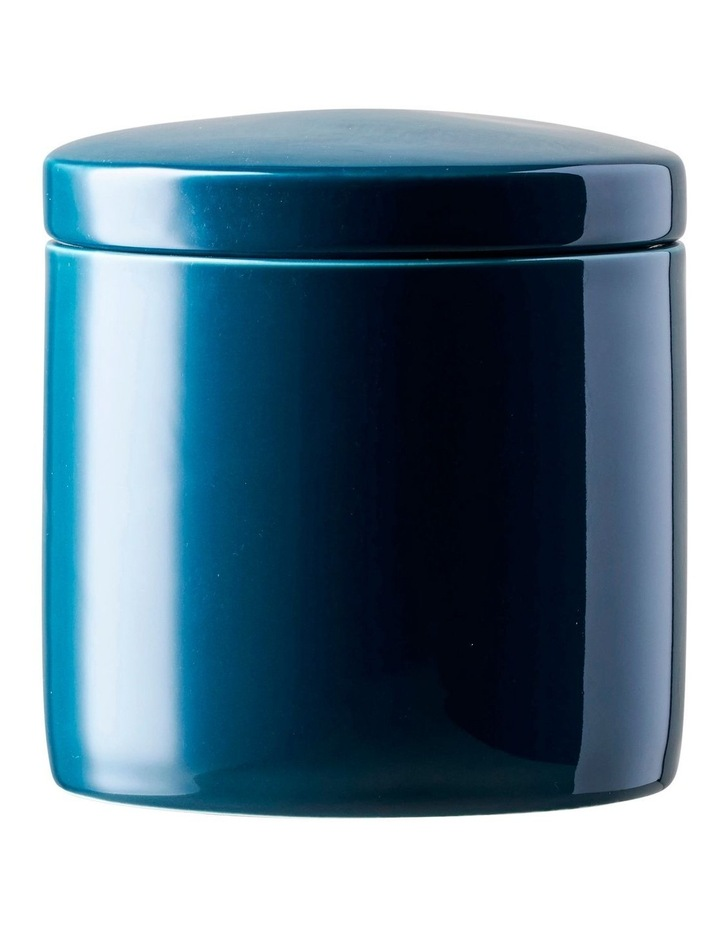 Epicurious Canister 1L Teal Gift Boxed image 1