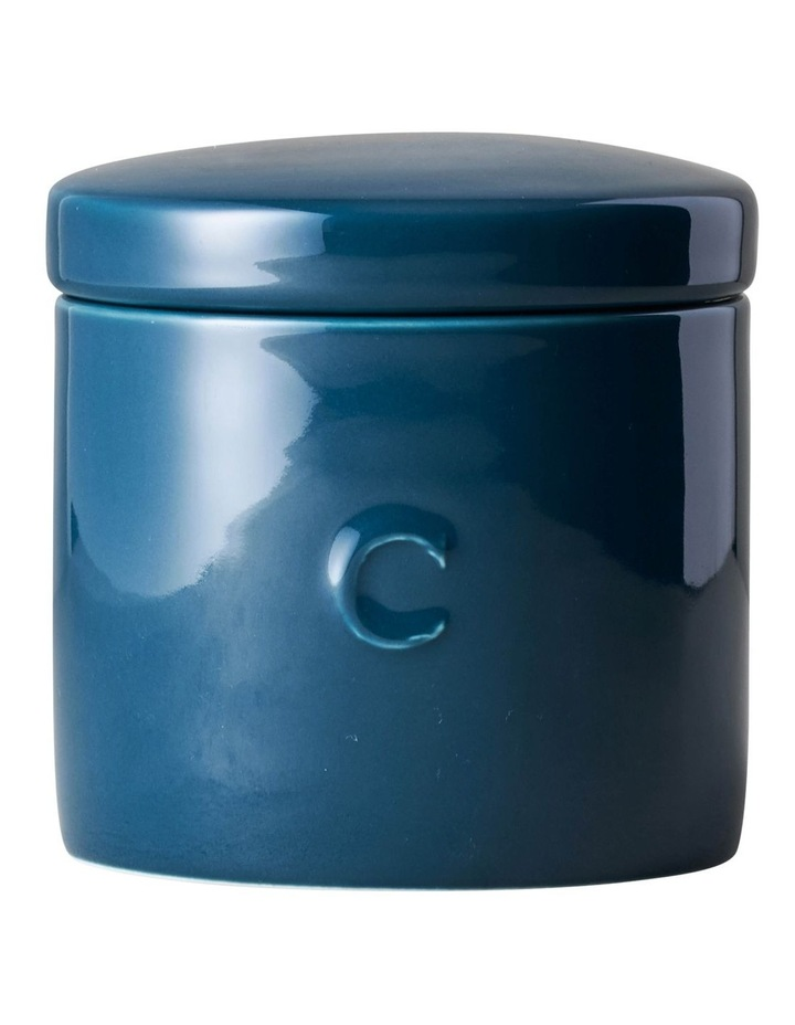 Epicurious Canister 600ML Set of 3 Teal Gift Boxed image 2