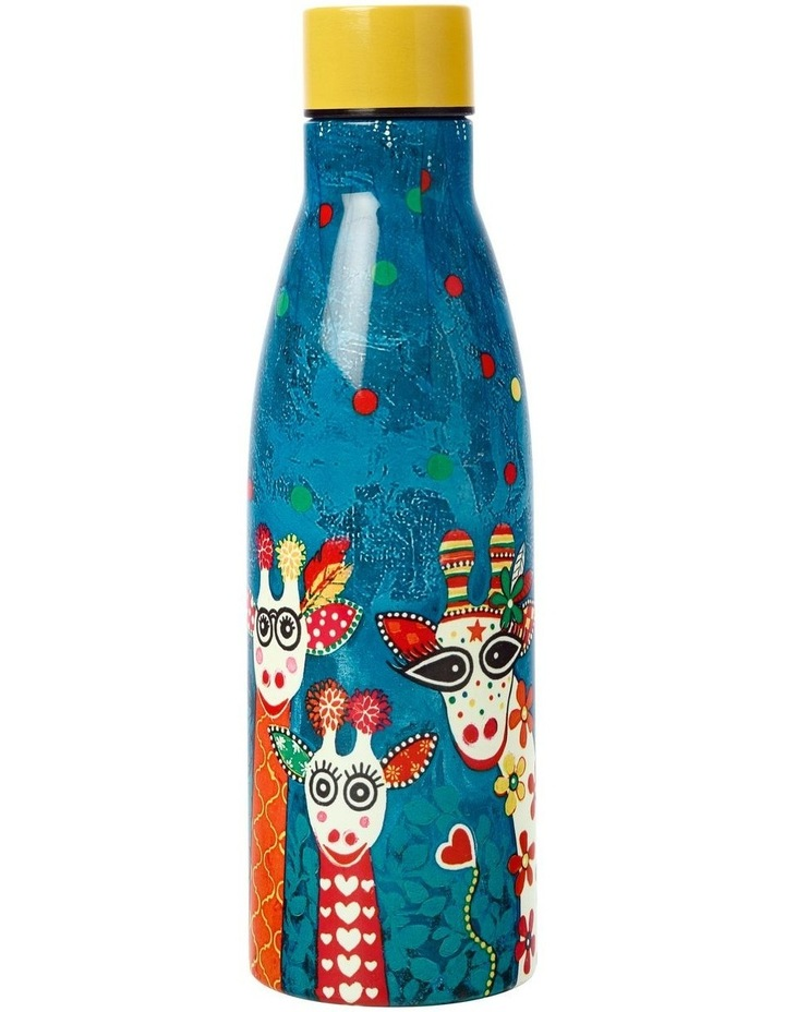 Love Hearts Double Wall Insulated Bottle 500ML Mr Gee Family image 1