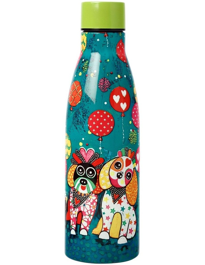 Love Hearts Double Wall Insulated Bottle 500ML Oodles of Love image 2