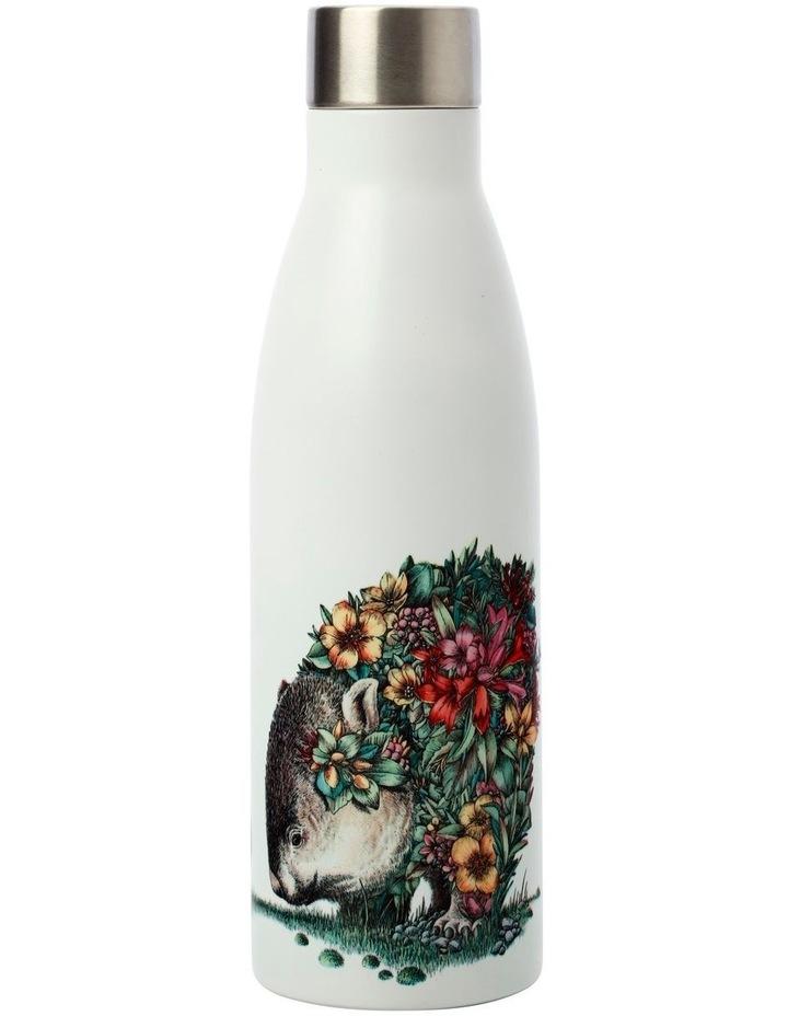 Marini Ferlazzo Australian Families Double Wall Insulated Bottle 500ML Wombat image 1