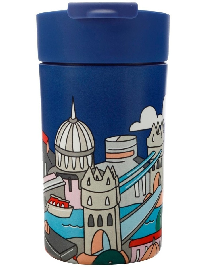 Megan McKean Cities Double Wall Insulated Cup 350ML London image 1