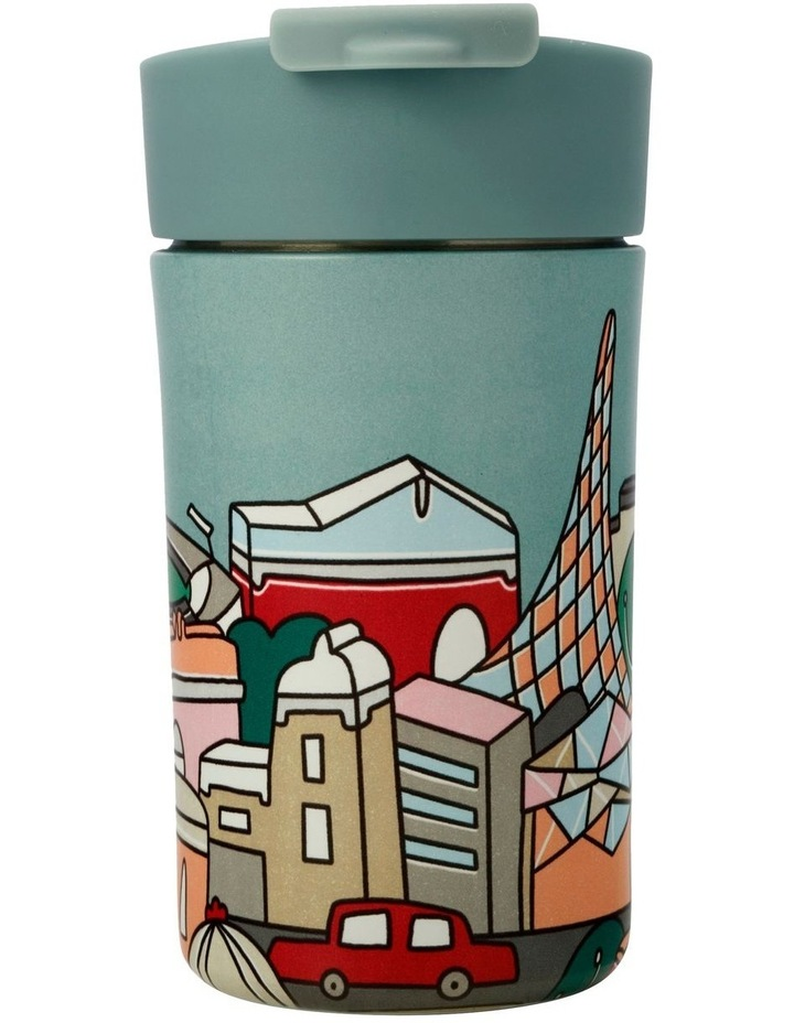 Megan McKean Cities Double Wall Insulated Cup 350ML Melbourne image 1