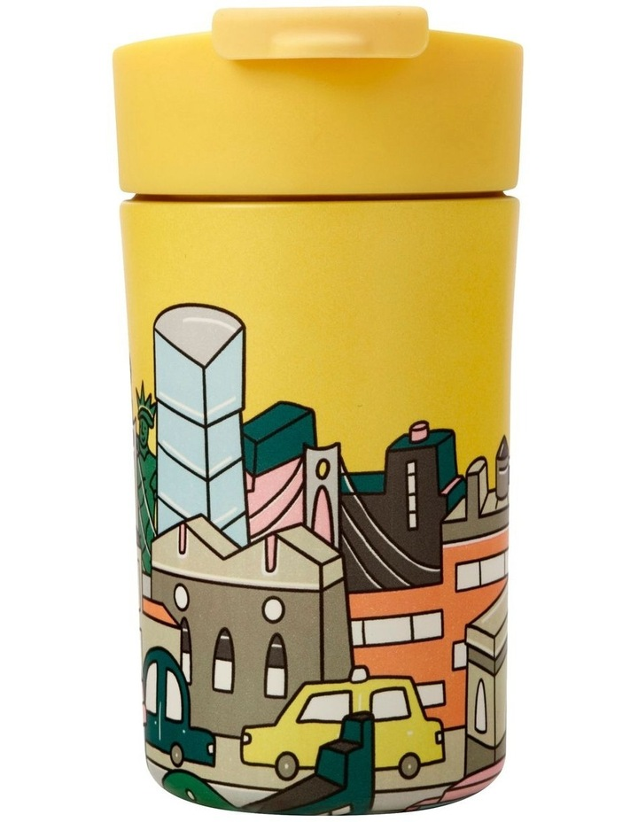 Megan McKean Cities Double Wall Insulated Cup 350ML New York image 1