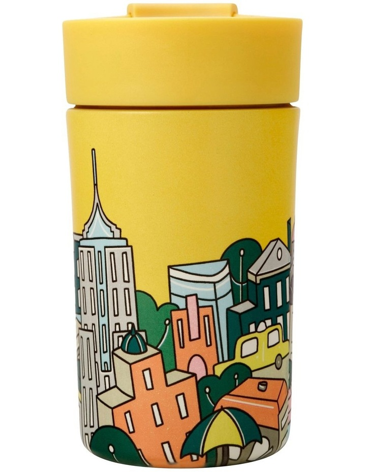 Megan McKean Cities Double Wall Insulated Cup 350ML New York image 2