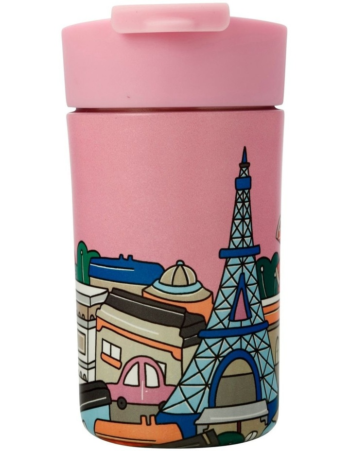 Megan McKean Cities Double Wall Insulated Cup 350ML Paris image 1
