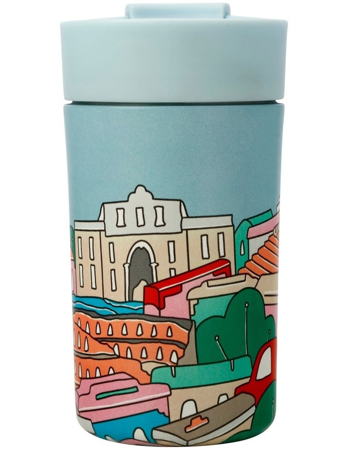 Megan McKean Cities Double Wall Insulated Cup 350ML Rome image 2