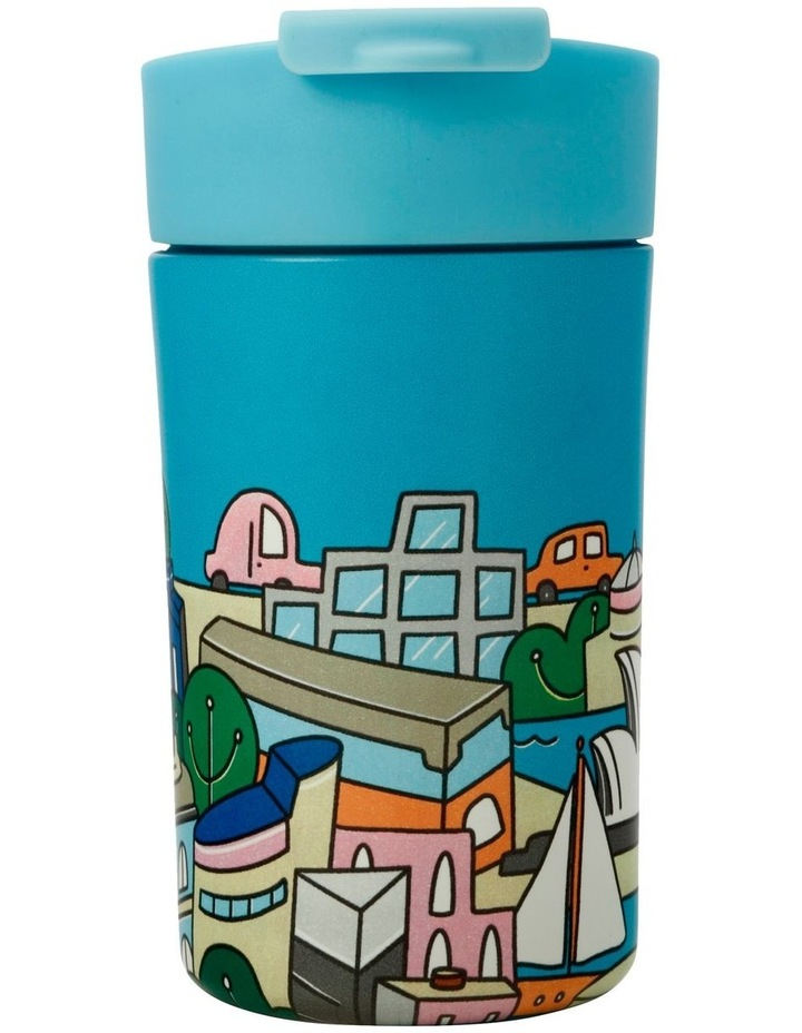 Megan McKean Cities Double Wall Insulated Cup 350ML Sydney image 1