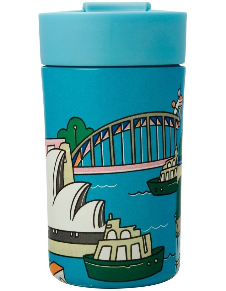 Megan McKean Cities Double Wall Insulated Cup 350ML Sydney image 2