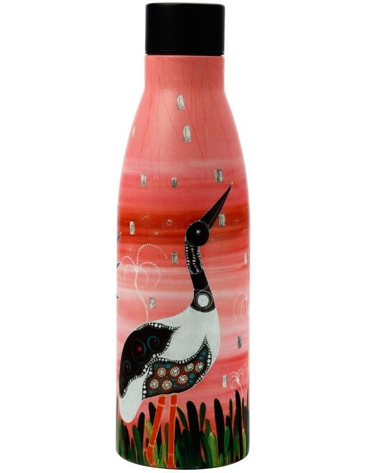 Melanie Hava Jugaig-Bana-Wabu Double Wall Insulated Bottle 500ML Jabirus Pink image 2