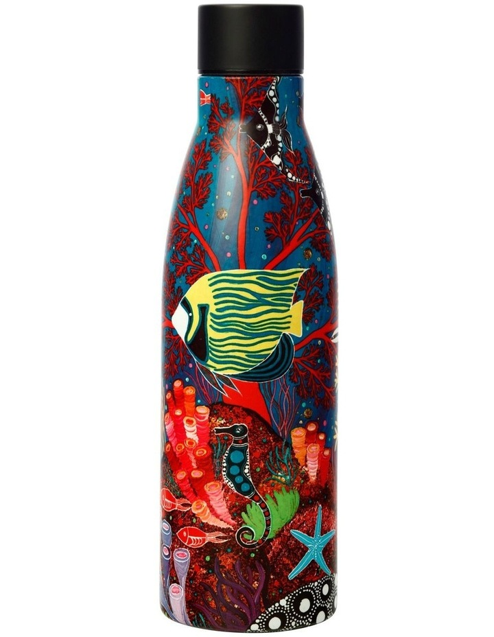 Melanie Hava Jugaig-Bana-Wabu Double Wall Insulated Bottle 500ML Reef Wonderland image 1