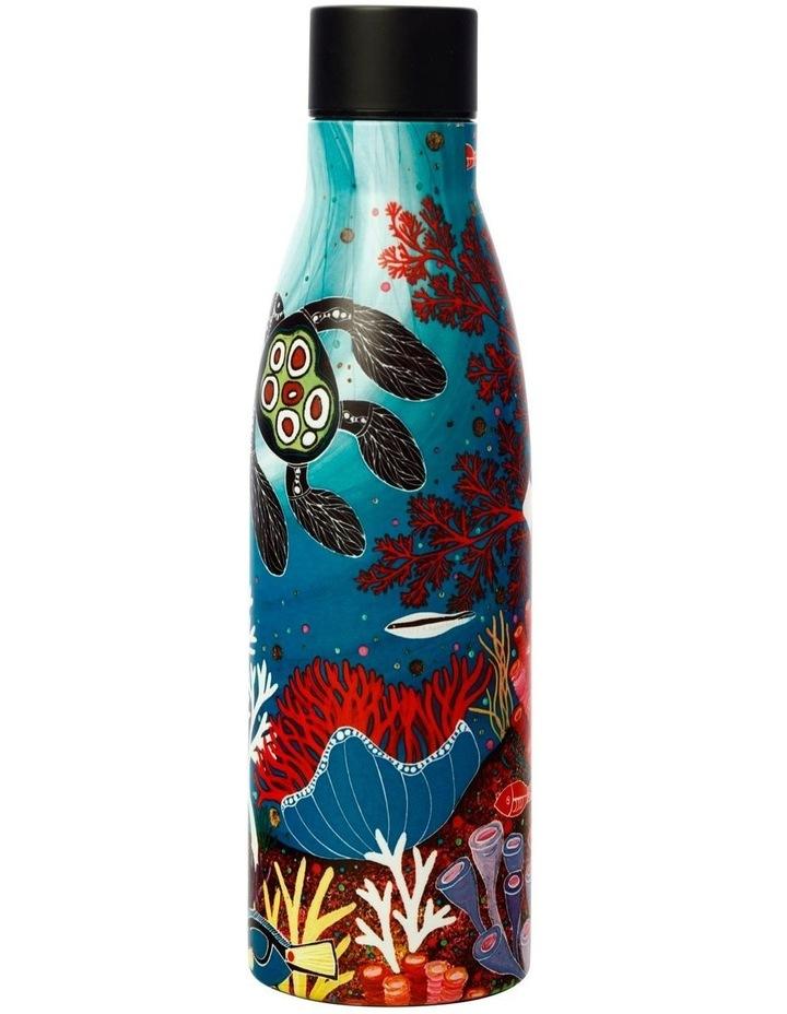 Melanie Hava Jugaig-Bana-Wabu Double Wall Insulated Bottle 500ML Reef Wonderland image 2