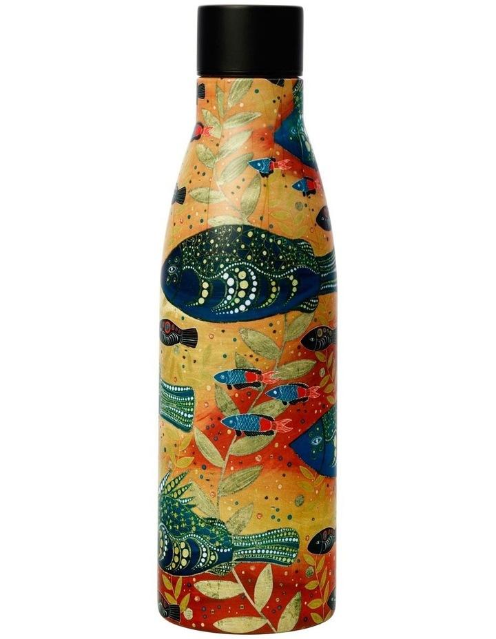 Melanie Hava Jugaig-Bana-Wabu Double Wall Insulated Bottle 500ML River Life image 1