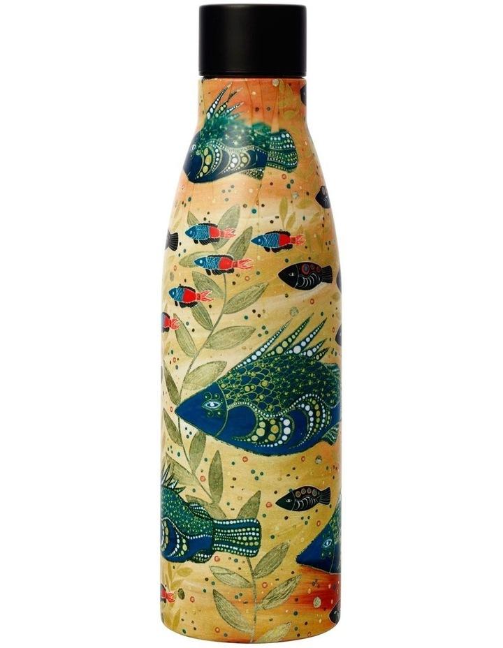 Melanie Hava Jugaig-Bana-Wabu Double Wall Insulated Bottle 500ML River Life image 2