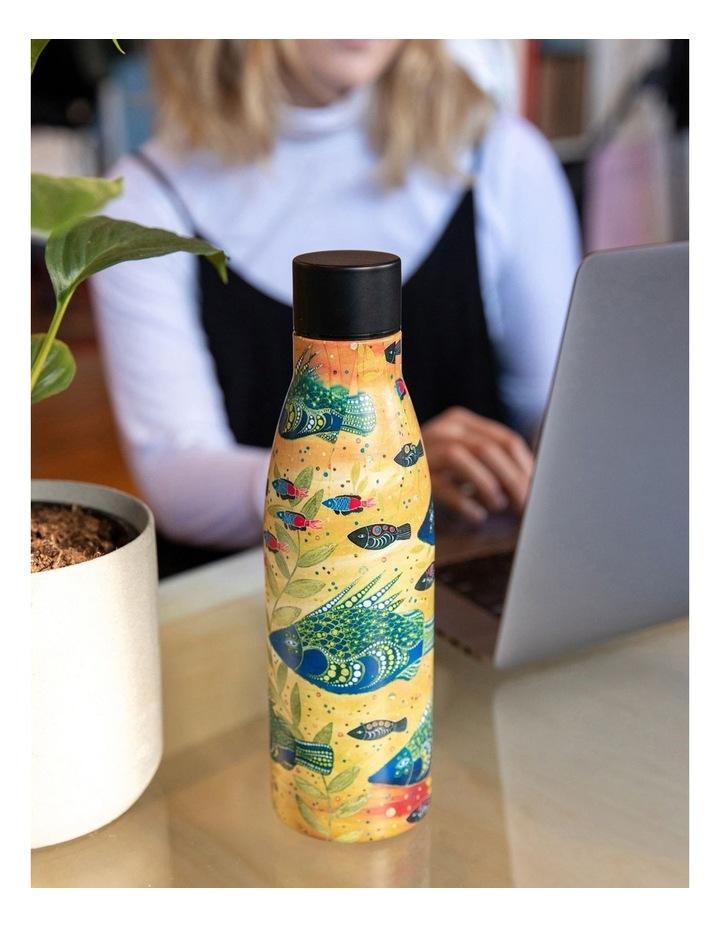 Melanie Hava Jugaig-Bana-Wabu Double Wall Insulated Bottle 500ML River Life image 3