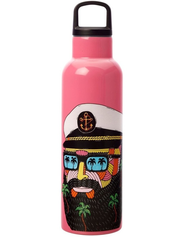 Mulga the Artist Double Wall Insulated Bottle 600ML Captain image 1