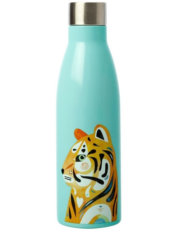 Pete Cromer Wildlife Double Wall Insulated Bottle 500ML Tiger image 1