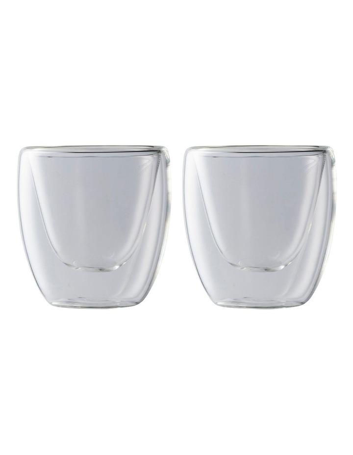 Blend Set of 2 80ml Double Wall Espresso Cup in Gift Box image 1