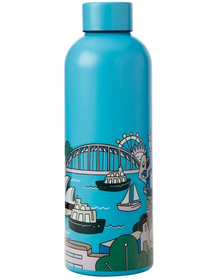 Megan McKean Cities Double Wall Insulated Bottle 500ML Sydney image 2