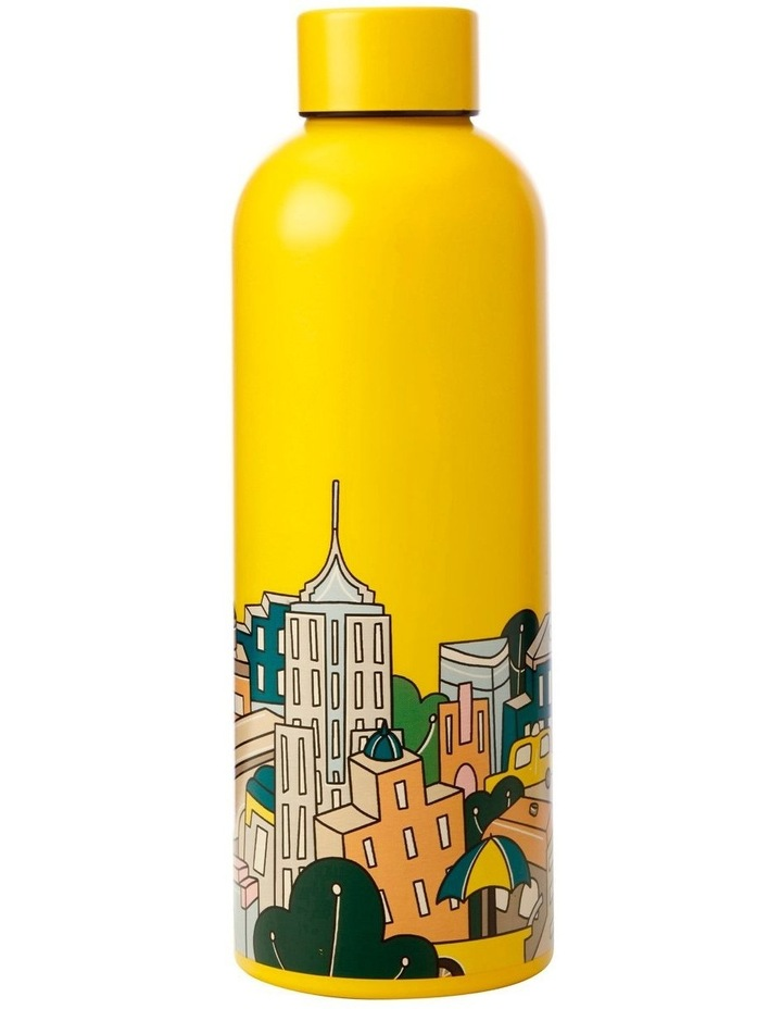 Megan McKean Cities Double Wall Insulated Bottle 500ML New York image 2