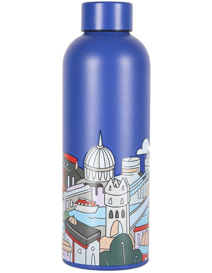 Megan McKean Cities Double Wall Insulated Bottle 500ML London image 1
