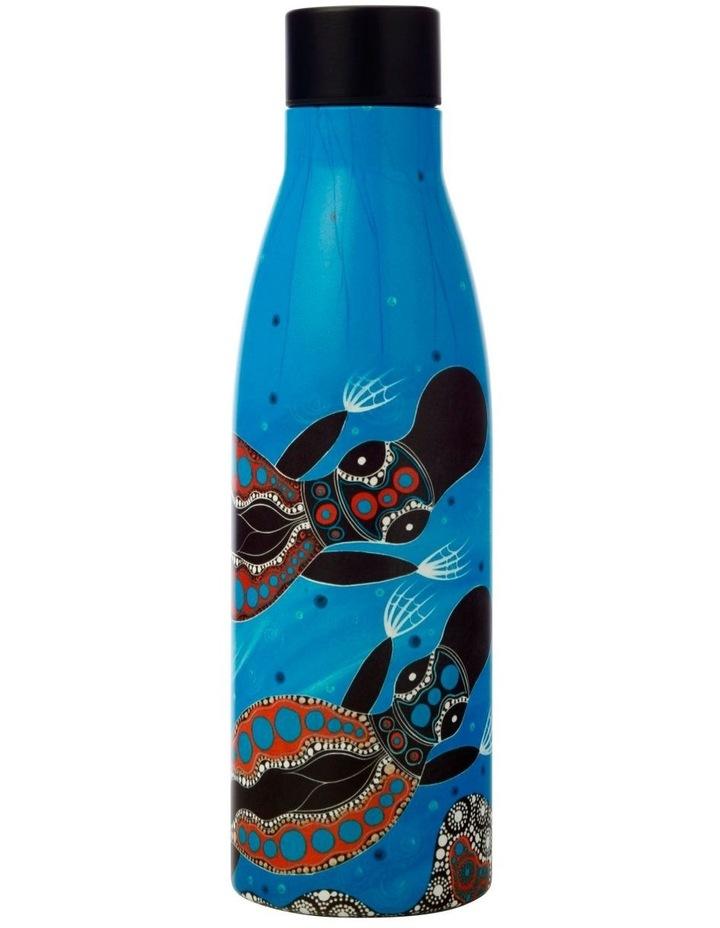 Melanie Hava Journeys Double Wall Insulated Bottle 500ML Platypuses image 1