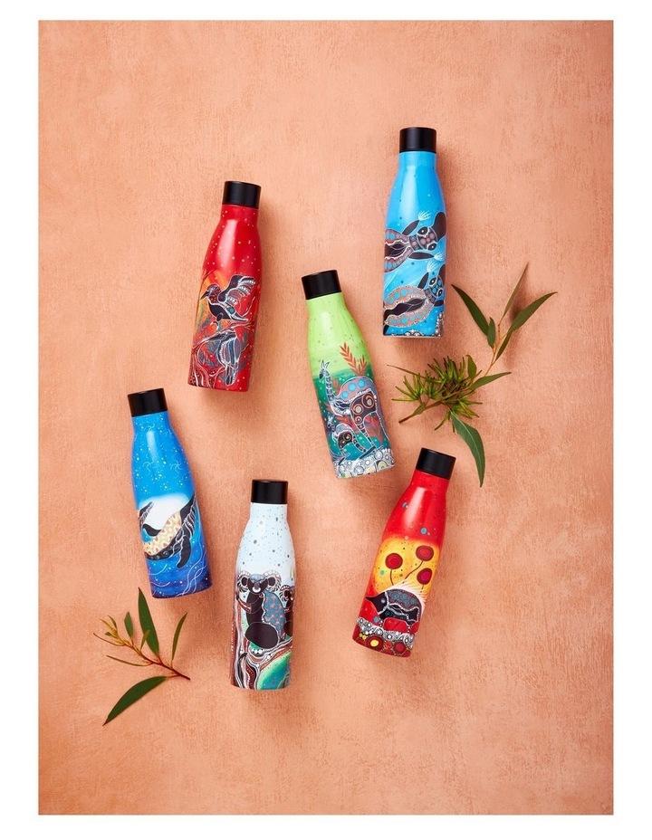 Melanie Hava Journeys Double Wall Insulated Bottle 500ML Platypuses image 3