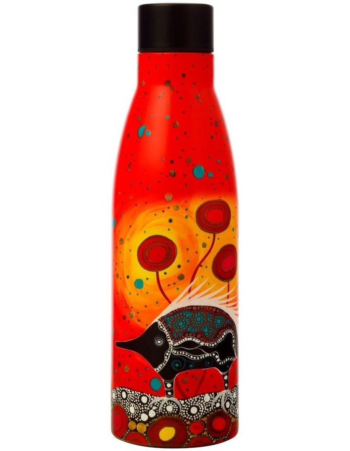 Melanie Hava Journeys Double Wall Insulated Bottle 500ML Echidnas image 1