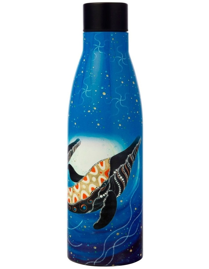 Melanie Hava Journeys Double Wall Insulated Bottle 500ML Whales image 2