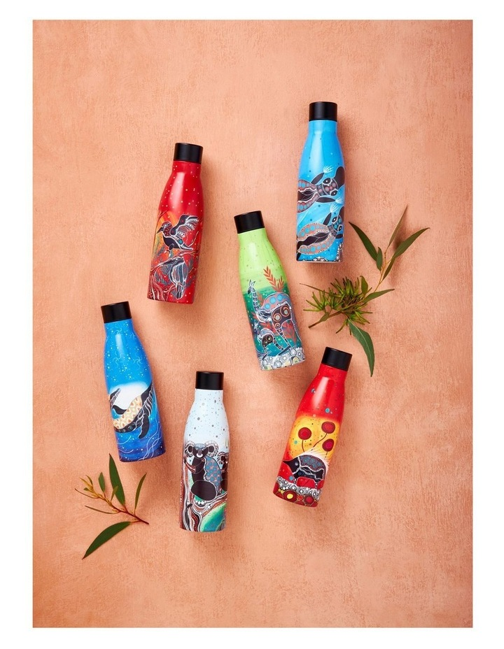 Melanie Hava Journeys Double Wall Insulated Bottle 500ML Whales image 3