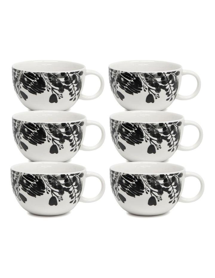 NERI Breakfast Cup - 400ml - Set of 6 image 1