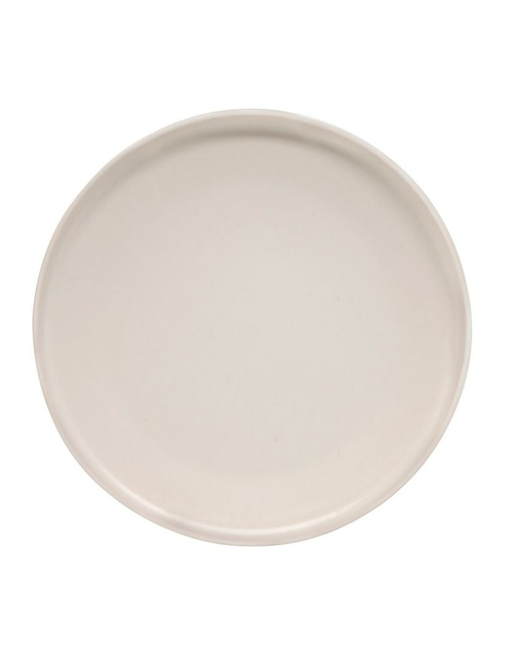 HUE Side Plate - 20cm - Stone - Set of 6 image 2