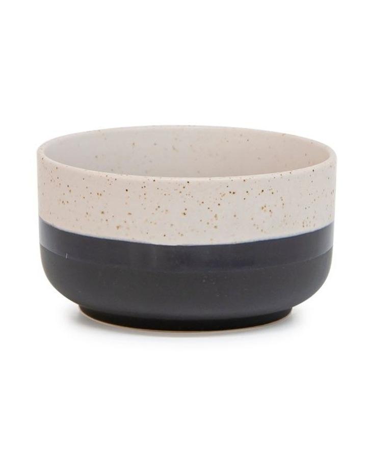 OSAKA Bowl - 12cm - Black - Set of 4 image 2