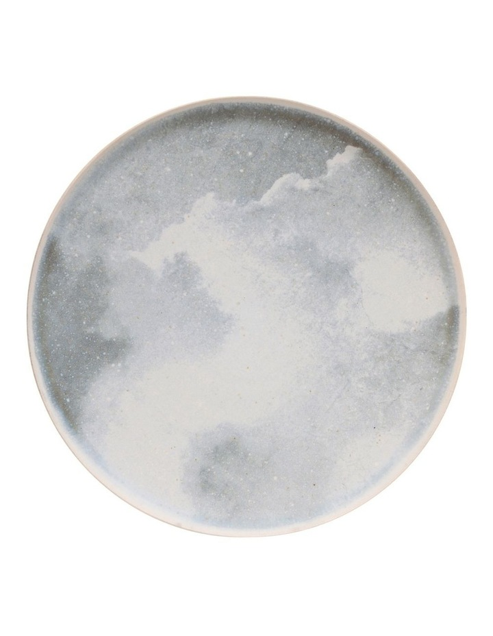 Nebi Dinner Plate - 27cm - Grey - Set of 6 image 2