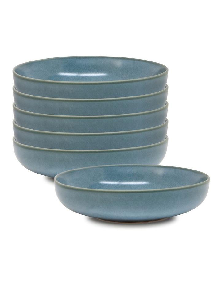 Hue Soup Bowl- Sage - Set of 6 - 20cm image 1