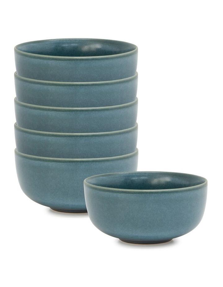 Hue Cereal Bowl - Sage - Set of 6 -  14cm image 1