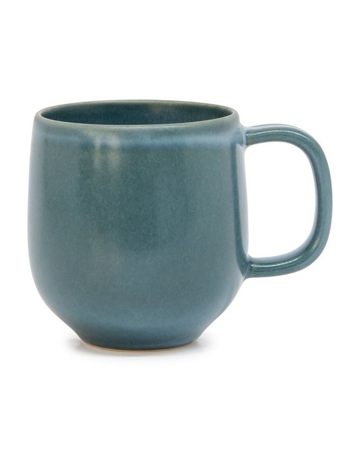 Hue Mug - 380ml - Sage - Set of 6 image 2