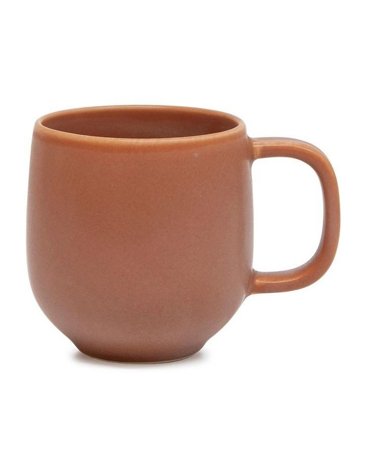 Hue Mug - 380ml - Rust - Set of 6 image 2